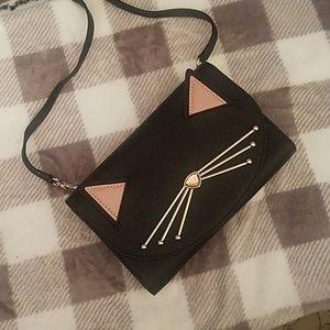 Kate Spade cat purse